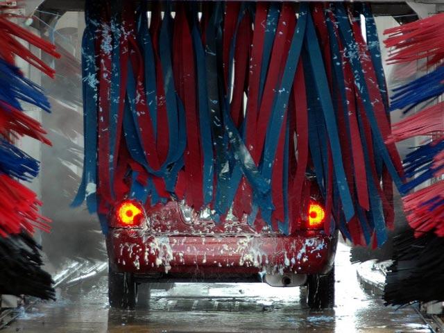 Use A Carwash