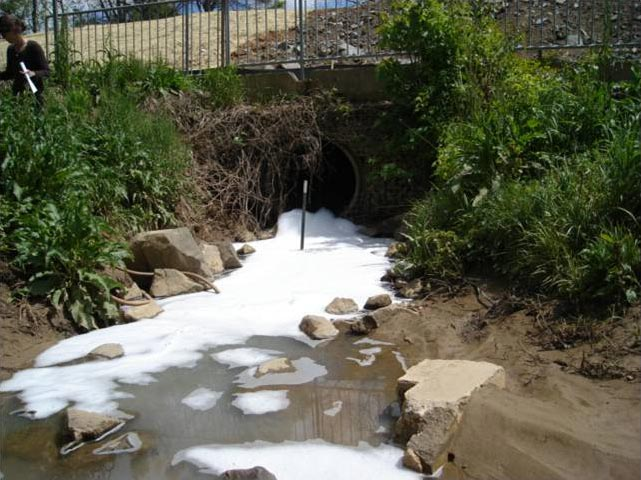 Stormwater Pollution Regional Stormwater Partnership Of